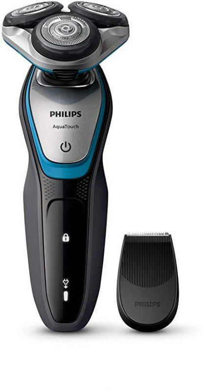 afeitadora rotativa philips series 5000