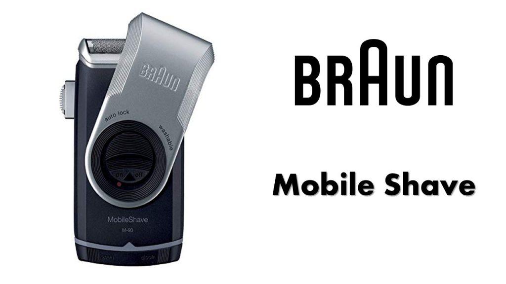 braun mobile shave