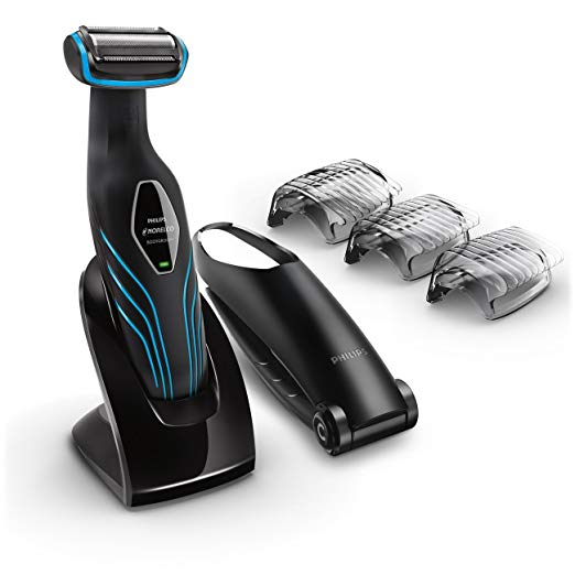 afeitadora philips norelco bodygroom 3100