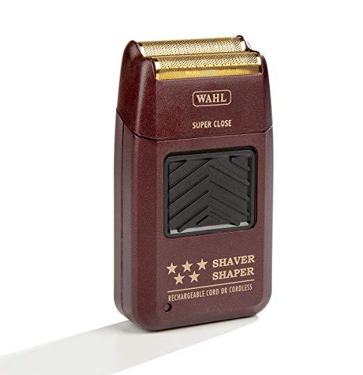 maquina de afeitar wahl shaver shaper super close