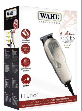 wahl hero máquina rasurar
