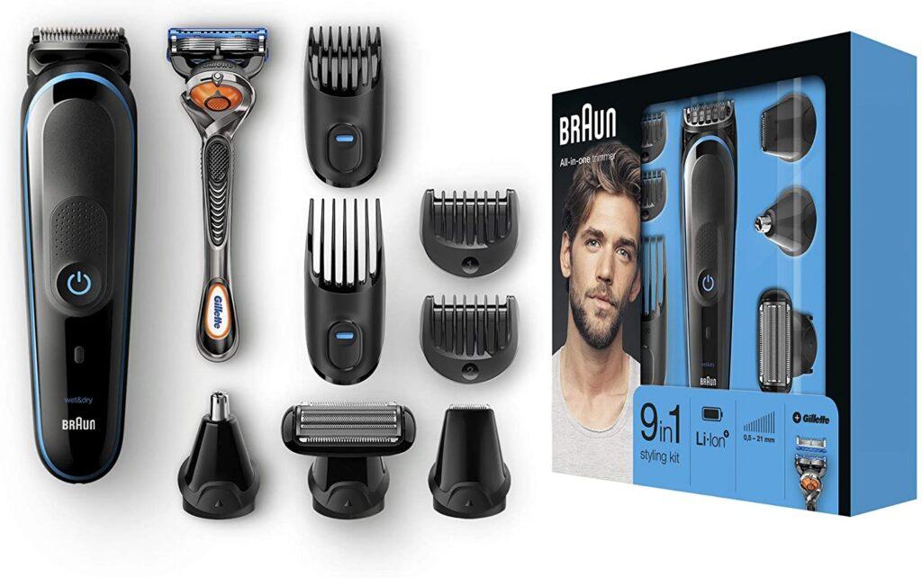 mejor afeitadora corporal hombre 2020