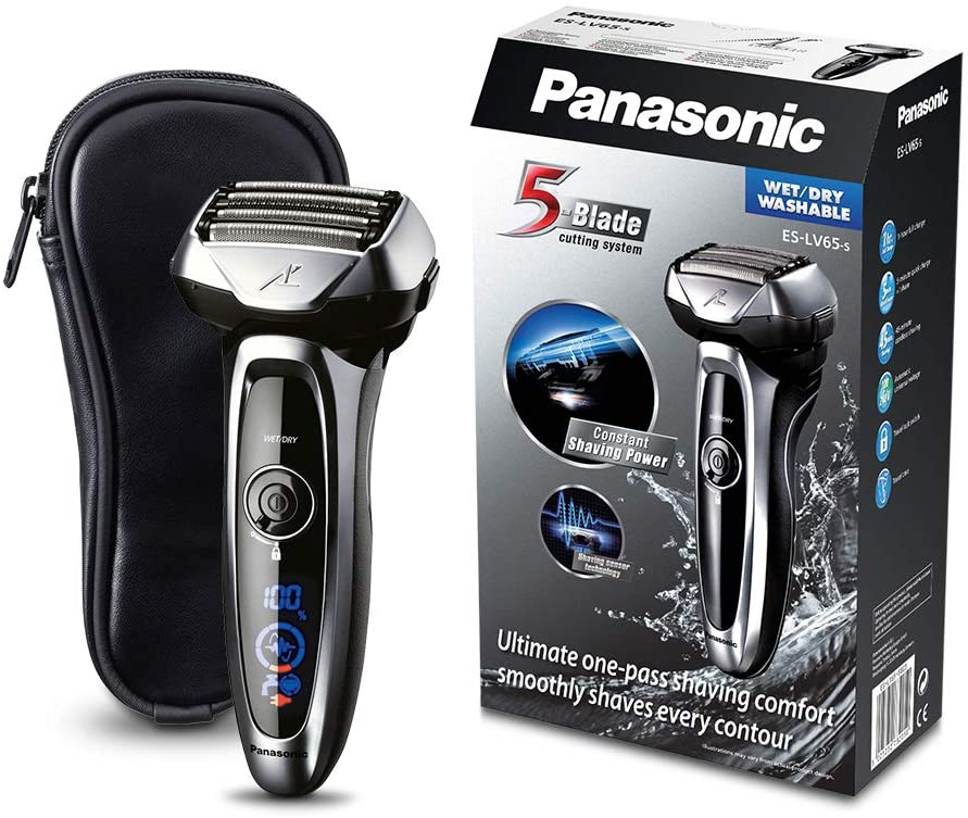afeitadora Panasonic es lv65 s803
