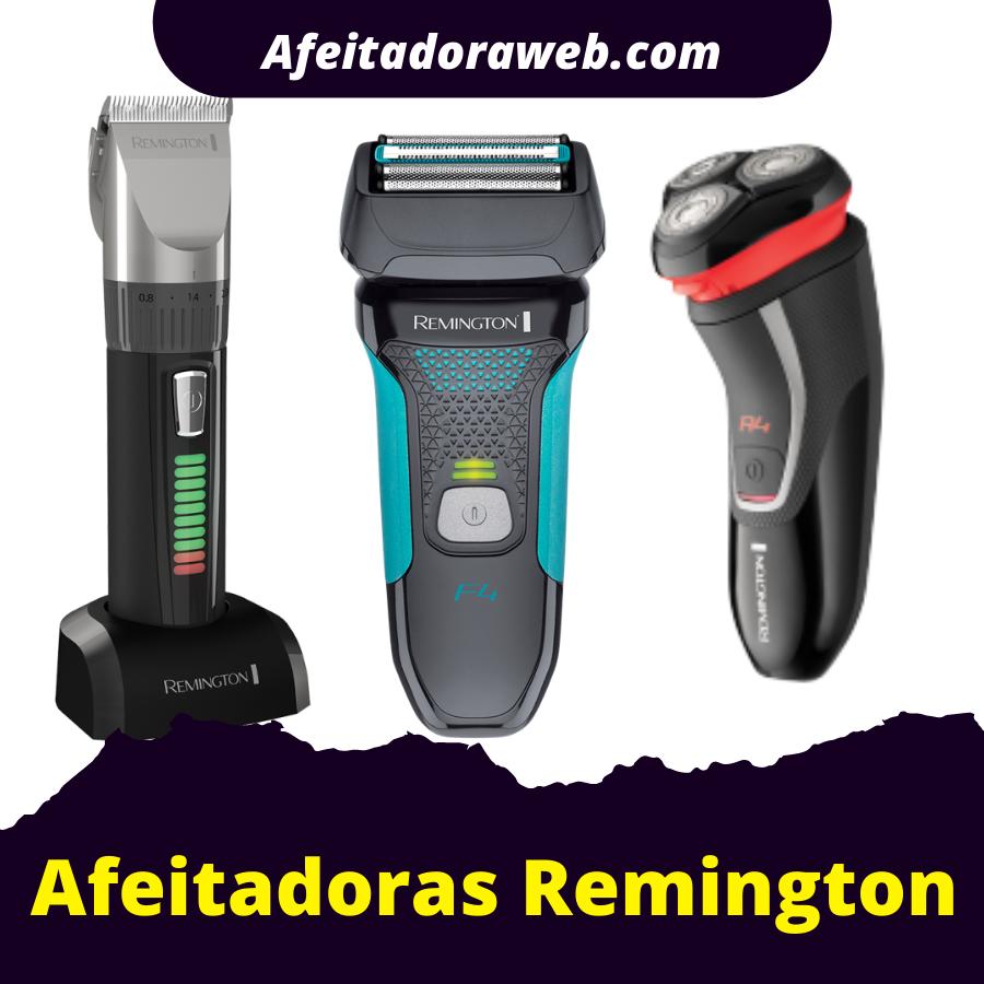 mejores afeitadoras remington