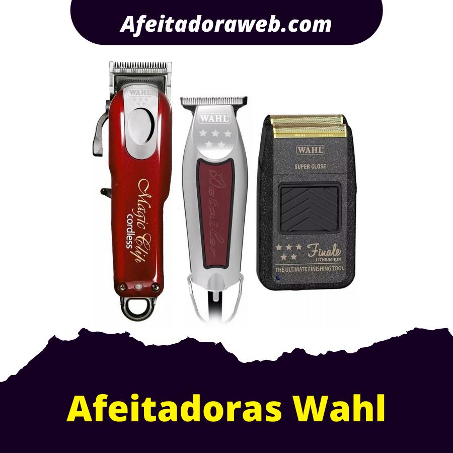 mejores afeitadoras wahl