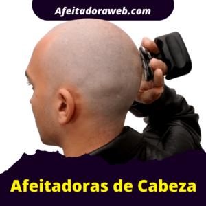 afeitadora cabeza