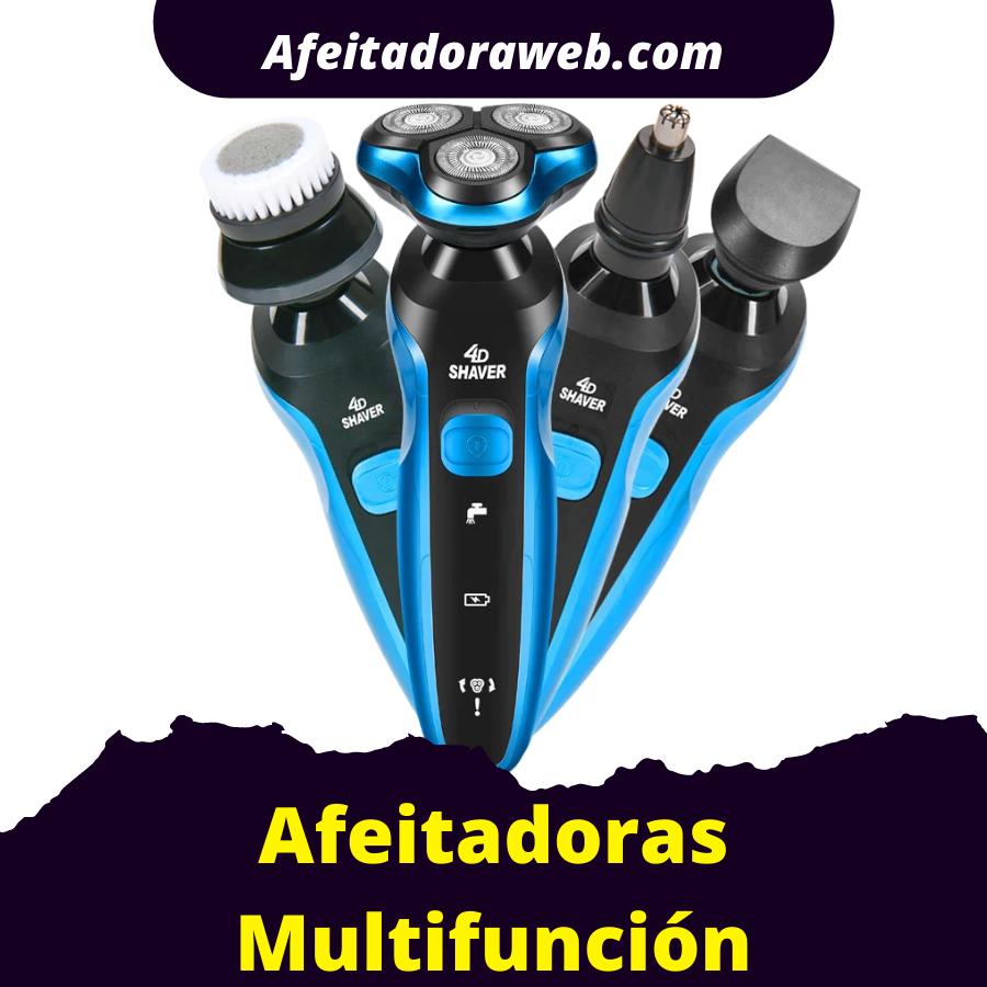 mejor afeitadora multifunción